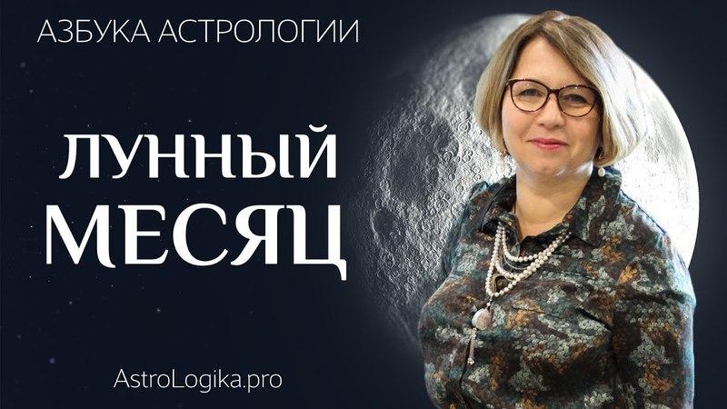 Лунный месяц. Азбука астрологии. Светлана Будина.