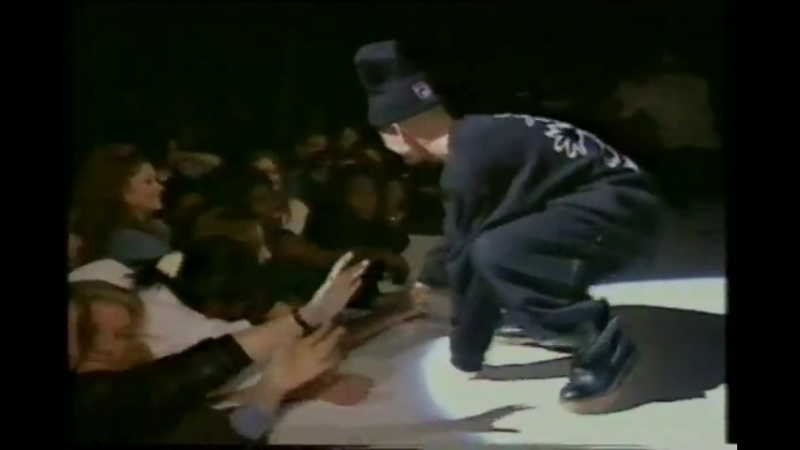 East17 - Making of Its Alright video (1993, fragment from Pie Mash)