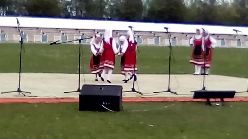 Танец. Колектив Слънчице.