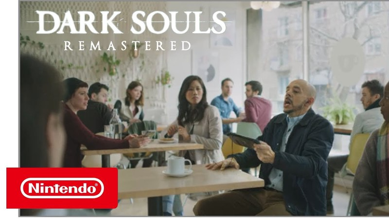 Dark Souls Remastered Switch Trailer - The REAL version