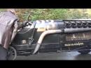 BRUTUS 47 LITER 750 HP BMW Aircraft Engine Experimental Vehicle