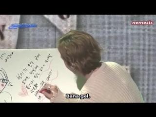 JKS Love Letter Cri Present (Türkçe Altyazılı)