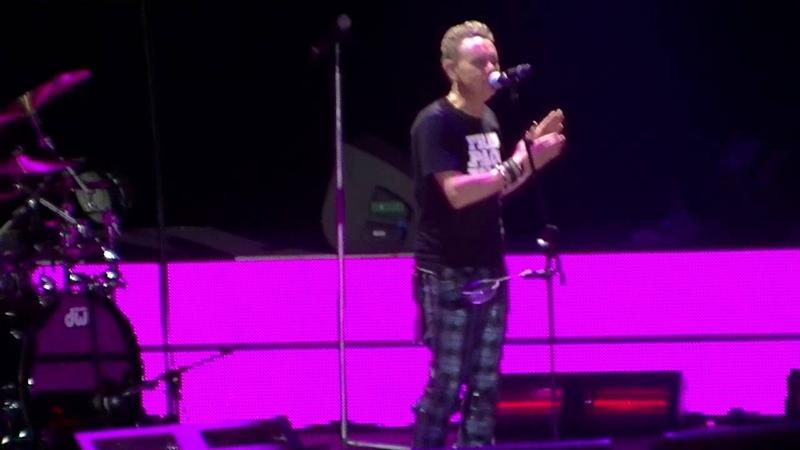 Depeche Mode - Shake the disease - Palau Sant Jordi - Barcelona - 15/01/2014 - HD