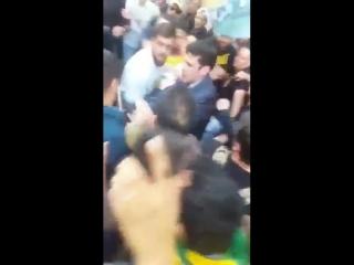 Bolsonaro depois da facada