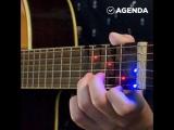 Гениальное устройство для обучения игры на гитаре