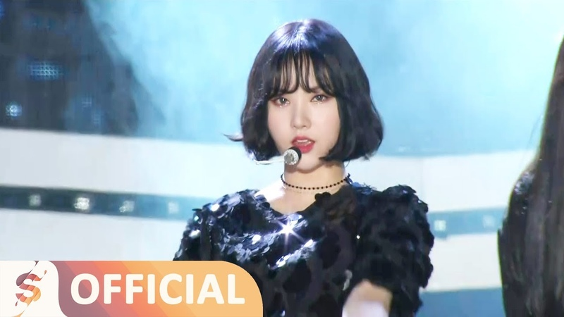 181021 GFriend(여자친구) - Time For The Moon Night Rough @ BOF 2018 BUSAN ONE ASIA FESTIVAL [2K 60FPS]