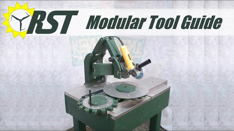 🛠 Build The BEST Modular Articulated Tool Guide System - Plans Available 📄