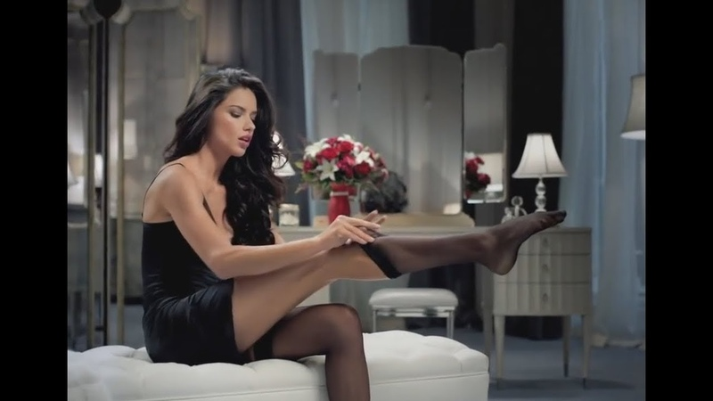 Sexy Teleflora commercial with Adriana Lima