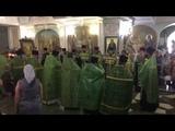 Передача мощей Петра и Февронии собору в Крыму