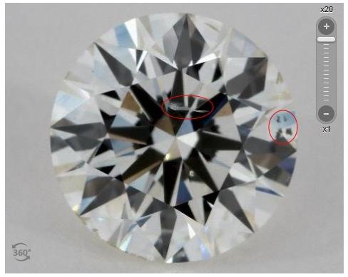 Инструкция на бриллиант