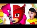 ГОТОВИМ СУШИ из АЛЕТТ И ПОНИ Сказочный патруль шары куклы лол барби видео для детей детский летсплей