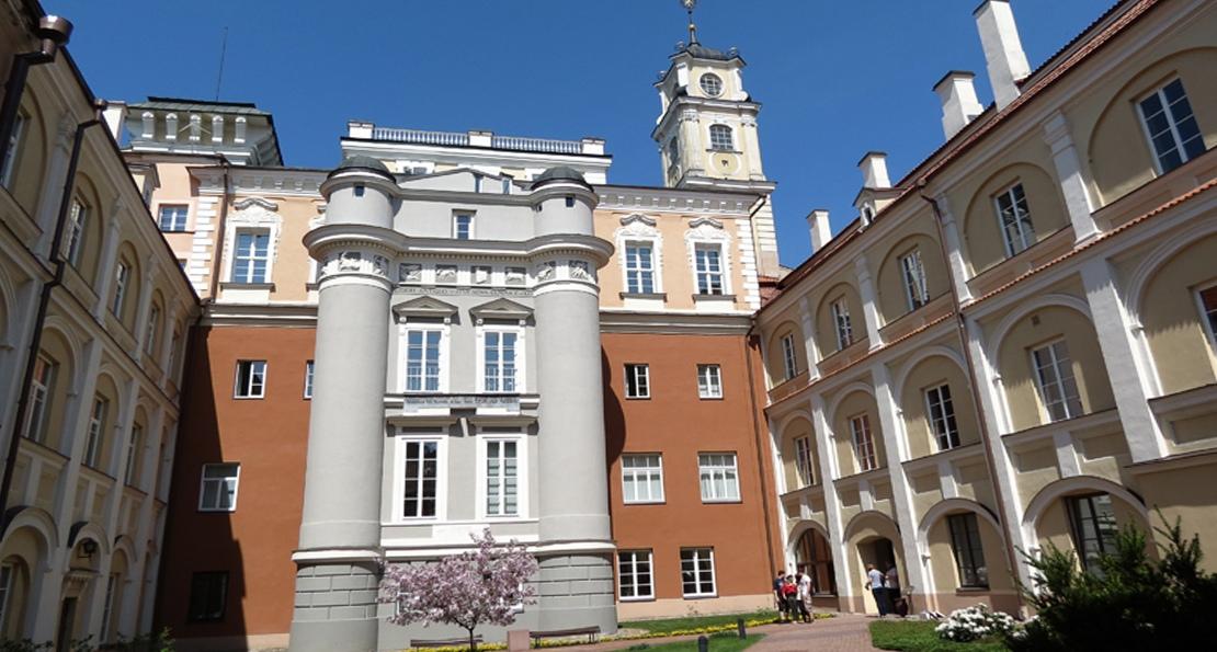 Университет в Вильно