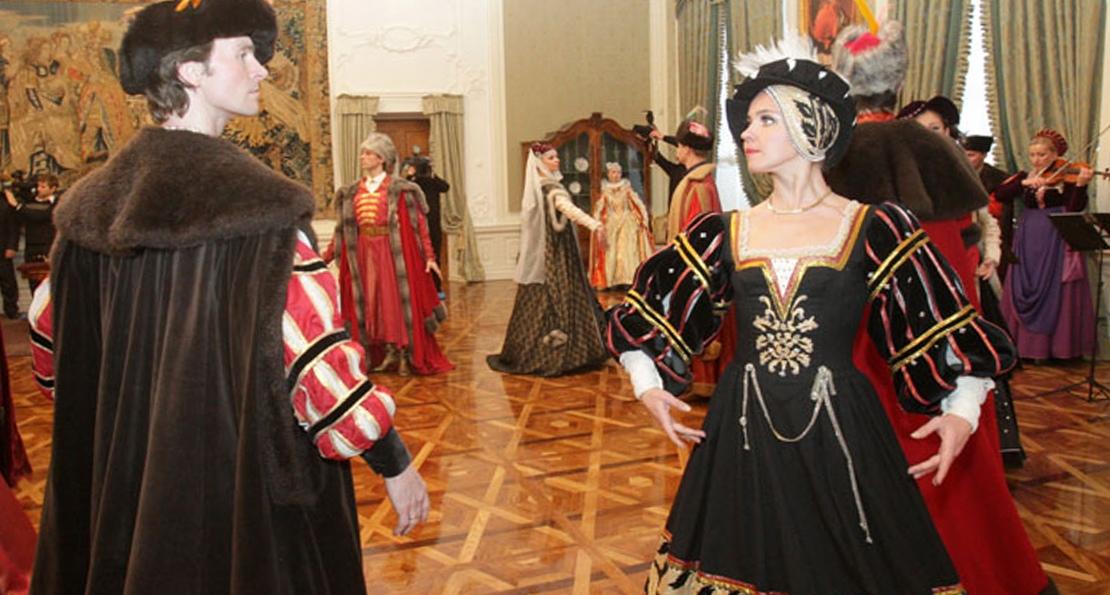 Белорусский танец шляхты