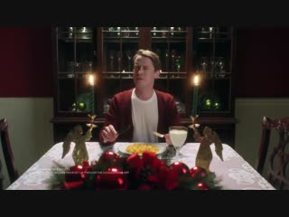 google got Macaulay Culkin for their home alone inspired ad.. this is the best way to end 2018