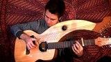 A Thousand Years - Christina Perri (Harp Guitar Cover) Jamie Dupuis