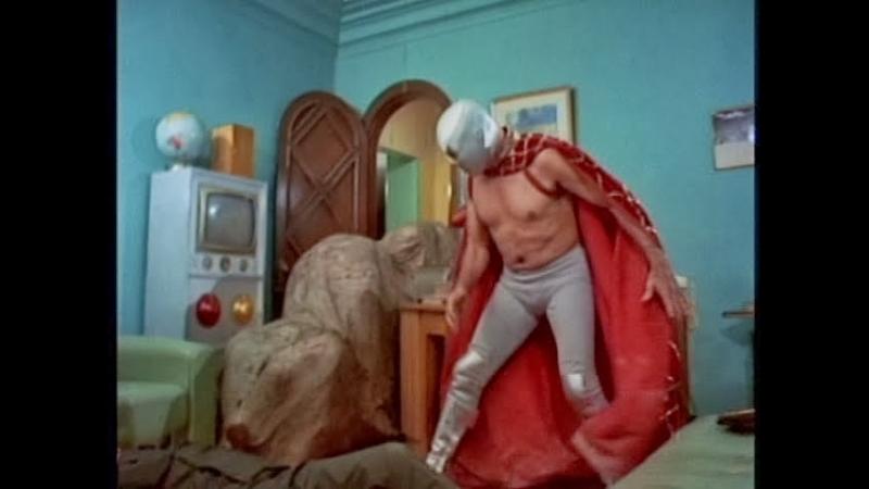 Santo contra los asesinos de otros mundos 1973 / Santo vs the Blob ESP(eng sub)
