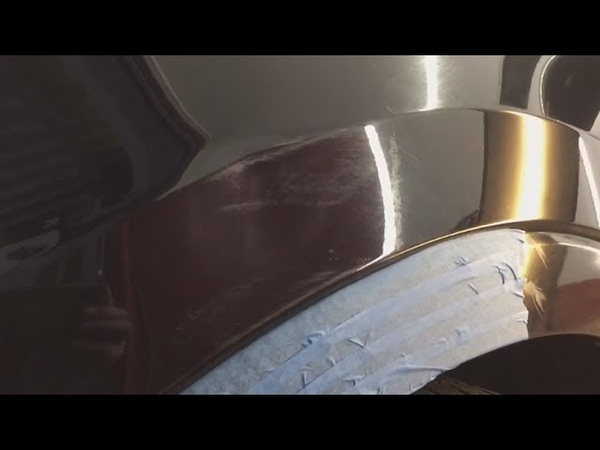 Ремонт вмятин без покраски от автоателье CarLife