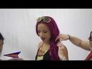 WWE Diva Sasha Banks Hot Sexy highlights (Eminem) 2017