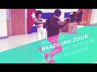 💚William and Angelica| Brazilian Zouk