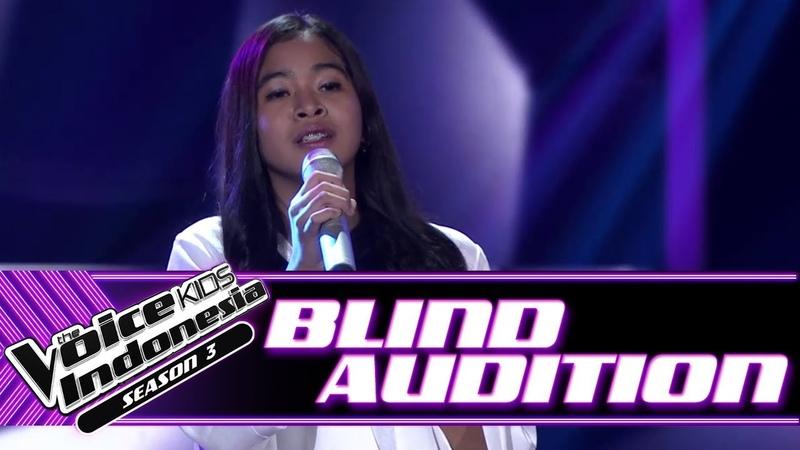 Jesi Andaikan Kau Datang Kembali Blind Auditions The Voice Kids Indonesia Season 3 GTV 2018