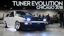 Tuner Evolution: Chicago 2018 | HALCYON (4K)