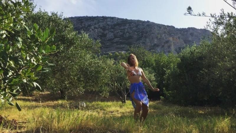 Dance choreo dancehall by Nastya Gnatyuk