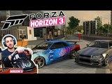 [Стрим] Субботние покатушки / Forza Horizon 3