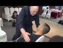 NONE VERBAL HYPNOSIS SHOCK INDUCTION HYPNOSIS TRAINER TOM SILVER UN CUT