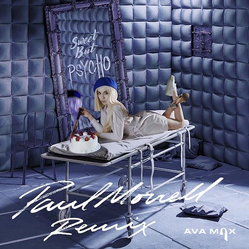 Ava Max альбом Sweet but Psycho (Paul Morrell Remix)