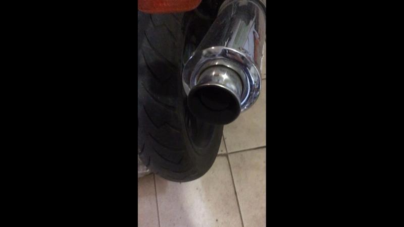Yamasaki Scorpion Bass Exhaust