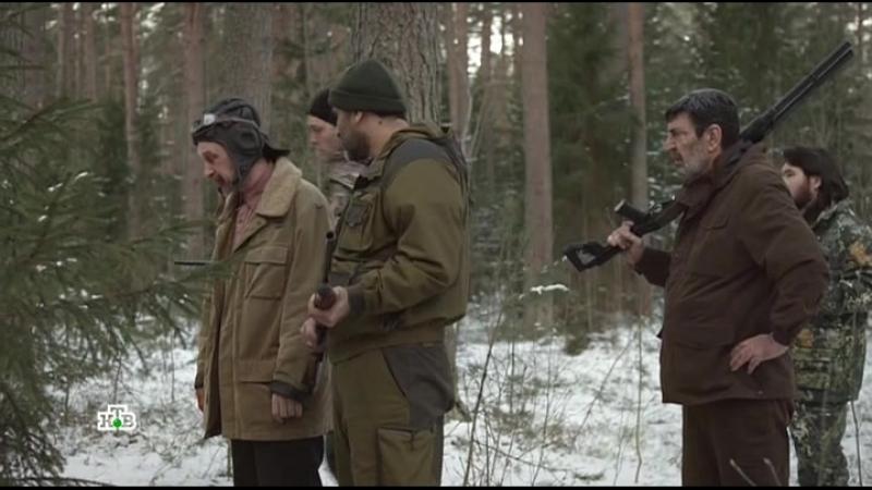 Лесник Своя земля Сезон 4 Серия 34 из 60 2018 криминал MASLOFF
