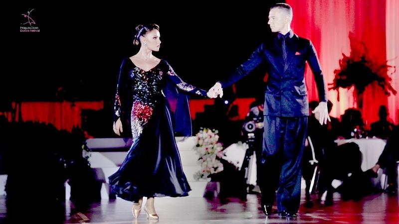 Sergiu Rusu - Dorota Rusu   2018 PODF - Night Of Nine, Prague   Showcase Tango