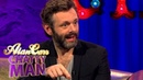 Michael Sheen On His Masters of Sex Role Full Interview Alan Carr Chatty Man