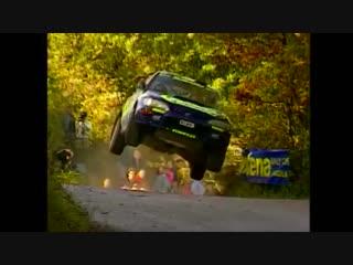 WRC Subaru Impreza WRX STI 555 Colin Mcrae - Carlos Sainz 1995 compilation with pure sound - by CarHunters