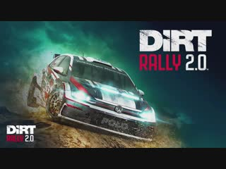 30 минут геймплея DiRT Rally 2.0.