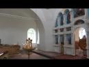 песнопение Иже Херувимы, регентует в храме Любовь Клягина моя супруга