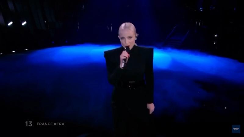 🇫🇷 Madame Monsieur - Mercy (Франция) ESC2018