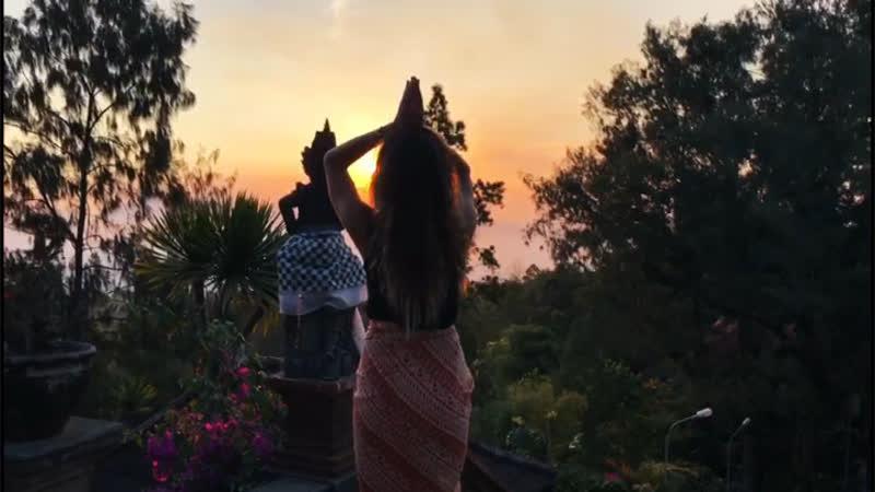 Wanderlust experiment in Bali