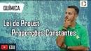 Química - Lei de Proust: Proporções Constantes
