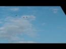 Вчора на ватопітек-ТБ: - В Українє, в нєбє над маленькім гарадком Старокостянтинів бєснуєтся авіація НАТО!