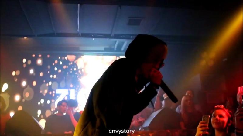 [FANCAM] Zion.T - No Make Up | MASSIVE CLUB (01.06.2018)