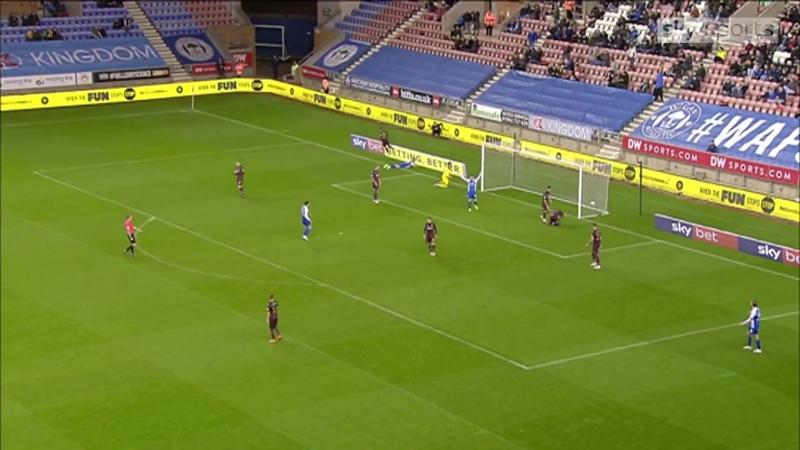 Wigan 0-0 Swansea