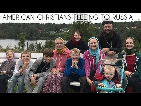 JOIN THEM American Christian Family Of Ten Moves From US To Russia