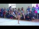 Rumyantseva milena 2010 hoop sk yujnoprimorskii turnir mariel pushkin 01 04 2018