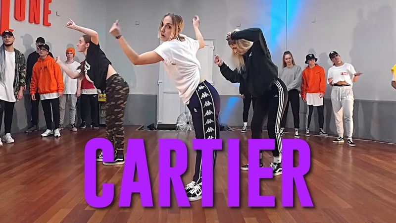 Dopebwoy CARTIER ft. Chivv 3robi | Duc Anh Tran Choreography