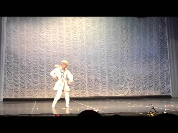Танец зайца. Савр Цекиров