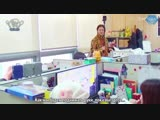 [Sapphire SubTeam] 190122 Шоу «SJ Returns 2» - Закулисье «Ким Хичоль атакует» (рус.саб)