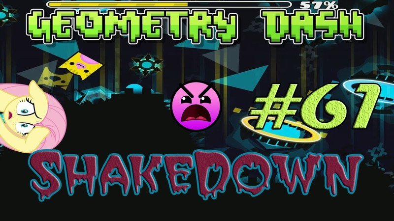 Geometry Dash GD 62 ShakeDown insane