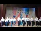 Башкирский танец. отчетный концерт ДТК