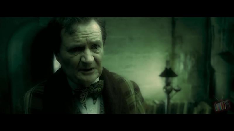 Рассказ про свойства Крестражей - Гарри Поттер и Принц-полукровка (2009) - Момент из фильма